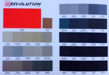 Automotive Revolution Soft Vinyl Upholstery