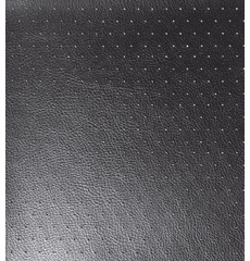 Autoplex Black Perforated Headliner 1/8""