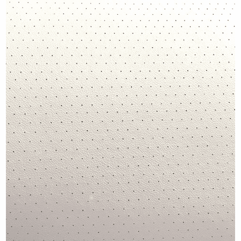 Autoplex Very Light Gray (Almost White) Perforated Headliner 1/8""
