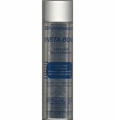 Case of 12 Insta-Bond Spray Adhesive (General Purpose)