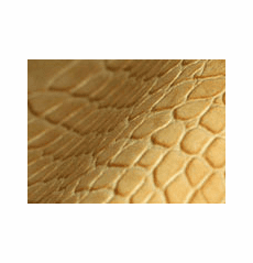 Crocodile Print Faux Leathers