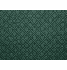 "Holdem Casino Suited Cloth ""Forest Green"""