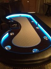 Joe Mendoza's Poker Table