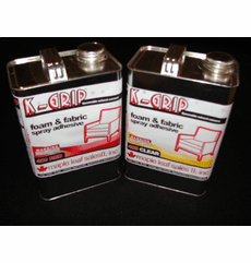 K-Grip 409 Foam & Fabric Adhesive  (1 Gal.)