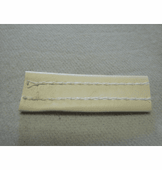 "Key West Marine Hidem Welt 3/4"" - Off White"