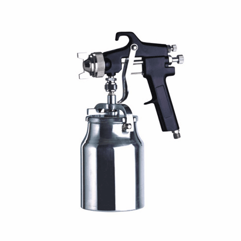Professional Adhesive Spray Gun With Dripless Cup
