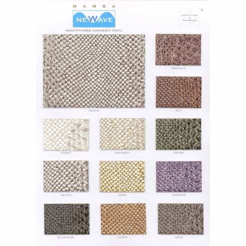 Purchase A Nuvtex Mamba Sample Chart