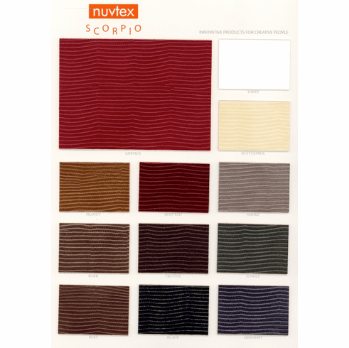 Purchase A Nuvtex Scorpio Sample Chart OUT OF STOCK