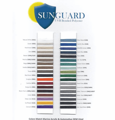 Purchase A Real Thread Sunguard Thread Chart OUT OF STOCK