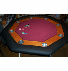 Ramon Mendoza's Poker Tables