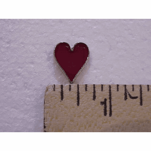 Red Heart Suited Nail Head OUT OF STOCK