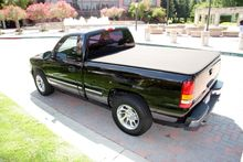 Rich McVey's Custom Tonneau Cover
