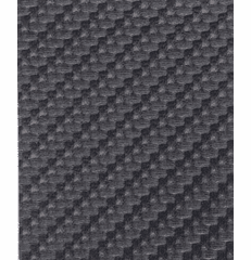 "Shock Carbon Fiber ""Carbon"" Graphite Grey"