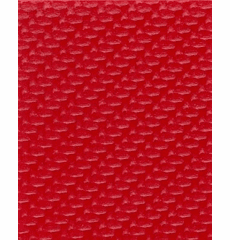 "Shock Carbon Fiber ""Hot Rod"" Red"