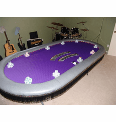 Six Gun Poker Tables