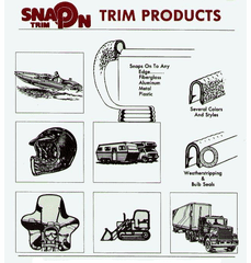 Snap On Trim
