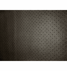 Soft Seat Automotive Perforated Upholstery Vinyl Black