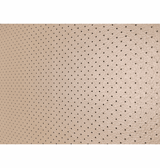 Soft Seat Automotive Perforated Upholstery Vinyl Medium Prairie Tan