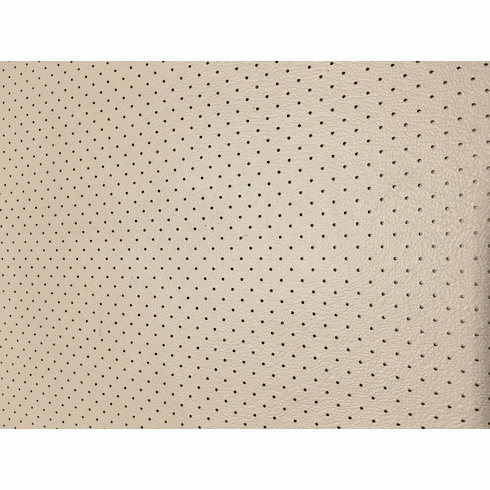 Soft Seat Automotive Perforated Upholstery Vinyl Shale