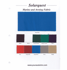 Solarquest Sample Card
