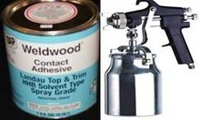 Spray Gun Kits With Adhesive