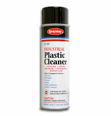 Sprayway # 848 Plastic Cleaner