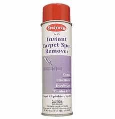 Sprayway # 879 Instant Carpet Spot Remover