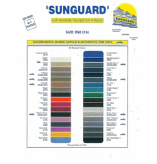 Sunguard B92 4oz. Outdoor U.V. Thread