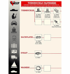 Turnbuckle Fasteners