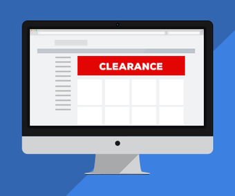 "Automatic ""Clearance"" Page - Click to enlarge"