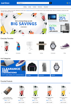 Basic Yahoo! Store Facelift Package - Click to enlarge