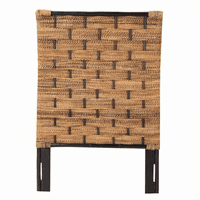 Abaca Weave Headboard - Queen