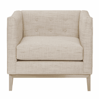 Accentrics D199-710-682-920 Button Tufted Chair - Milan