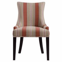 Accentrics DS-2306-900-390 Dining Chair Bourbon Imperial Stripe