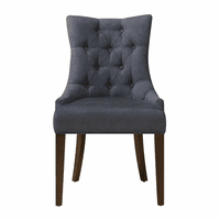 Accentrics DS-2514-900-343 Dining Chair - Darkwash Denim