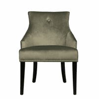 Accentrics DS-2520-900-2 Dining Chair Bella Moss
