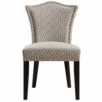 Accentrics DS-2525-900-383 Dining Chair Maza Grey