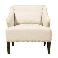 Accentrics DS-A147-900-386 Accent Chair - Celine Flour
