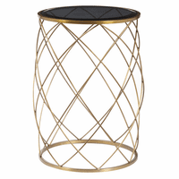 Accentrics DS-D051030 Metallic Accent Table