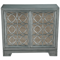 Accentrics DS-D153-063 Two Door Accent Bar Cabinet