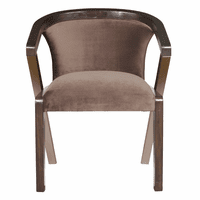 Accentrics DS-D199-140 Metal Accent Dining Chair