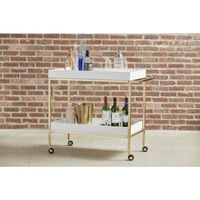 Accentrics Home Bar Cart