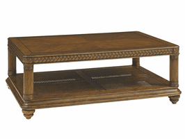 Bali Hai TH-593-945 Vineyard Point Rectangular Cocktail Table