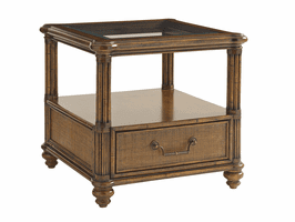 Bali Hai TH-593-955 Bimini Square End Table