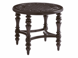 Black Sands TH-3235-950 Round End Table Frame only