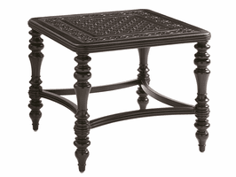 Black Sands TH-3235-953 Square End Table Frame only