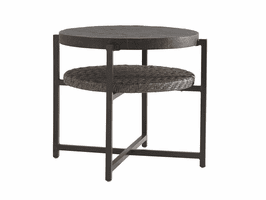 Blue Olive TH-3230-950 Round End Table Frame only