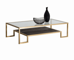 Carver Coffee Table (new)