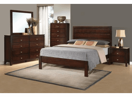 COASTER BED ROOM SET (queen bed , night stand, dresser and mirror) 203491Q-S4