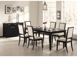 COASTER DINING 5PC SET (TBL+4SIDE) 101561-S5